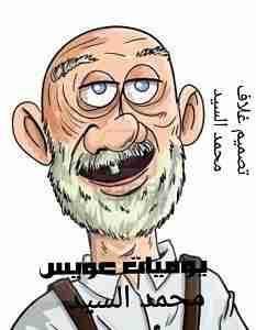 كتاب يوميات عويس لـ محمد السيد